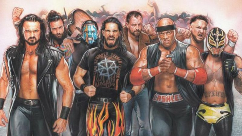 WWE Telegram Group